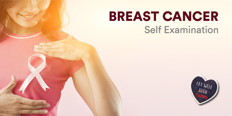 Breast Cancer how to do self-examination