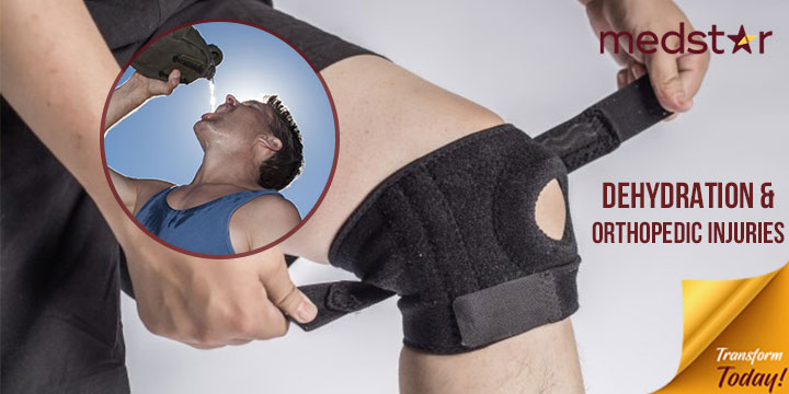 Dehydration & Orthopedic Injuries – How Are They Related?