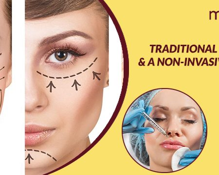 WHAT DO THE COSMETOLOGISTS HAVE TO OFFER FOR A TRADITIONAL FACELIFT AND A NON-INVASIVE FACELIFT IN DUBAI?